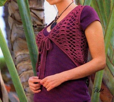 Coprispalle-color-lampone-a-maglia