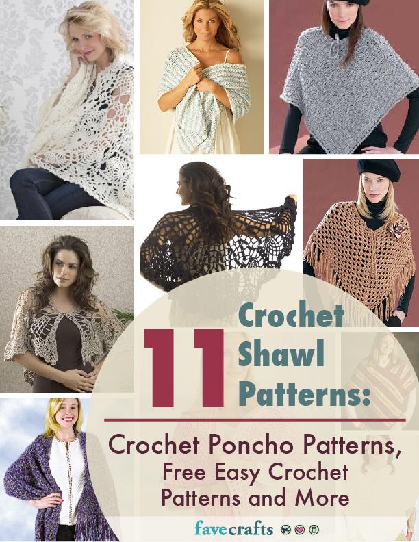 Crochet Shawl Patterns Free Pdf Book Knit1knitall