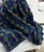 CrochetTwilightShellsThrow