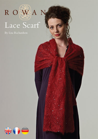 Lace-Scarf