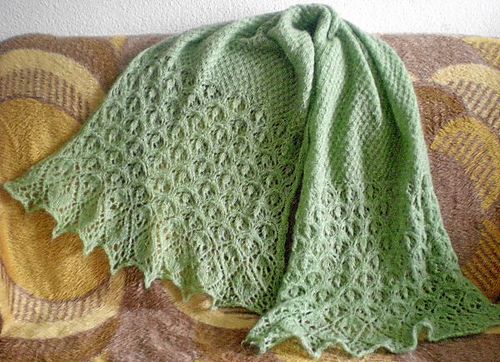 Laminaria Rectangle Stole-Scarf2