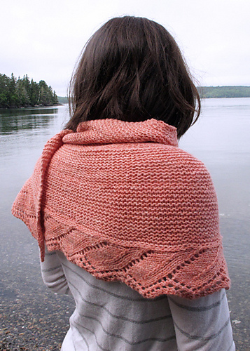 Schieffelin Point Shawl1