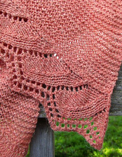 Schieffelin Point Shawl2