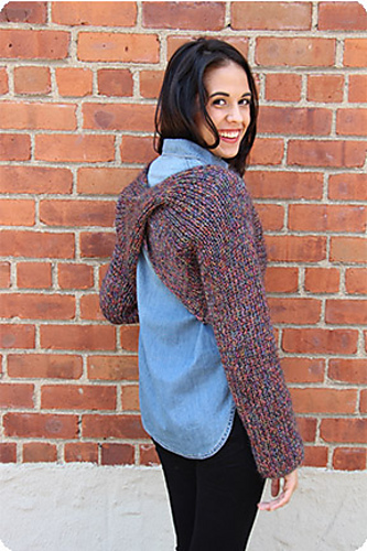 Criss-Cross Shrug1