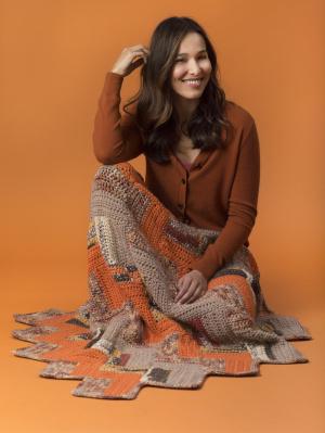 Lion Brand® Lion's Pride® Woolspun® Pattern #: L50056