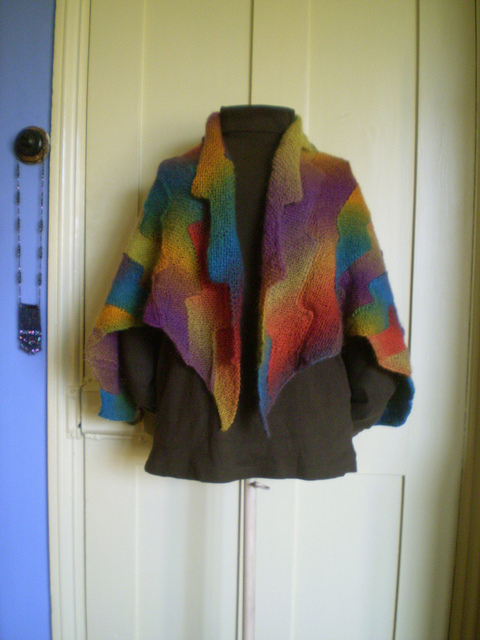 Lightning Shawl1