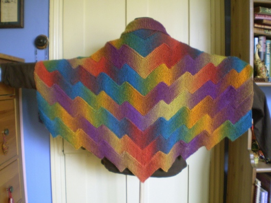 Lightning Shawl2