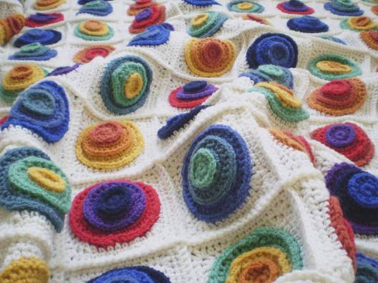 Tiddlywinks Blanket