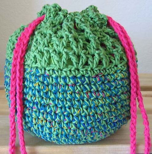 Yarn Bowl Bag